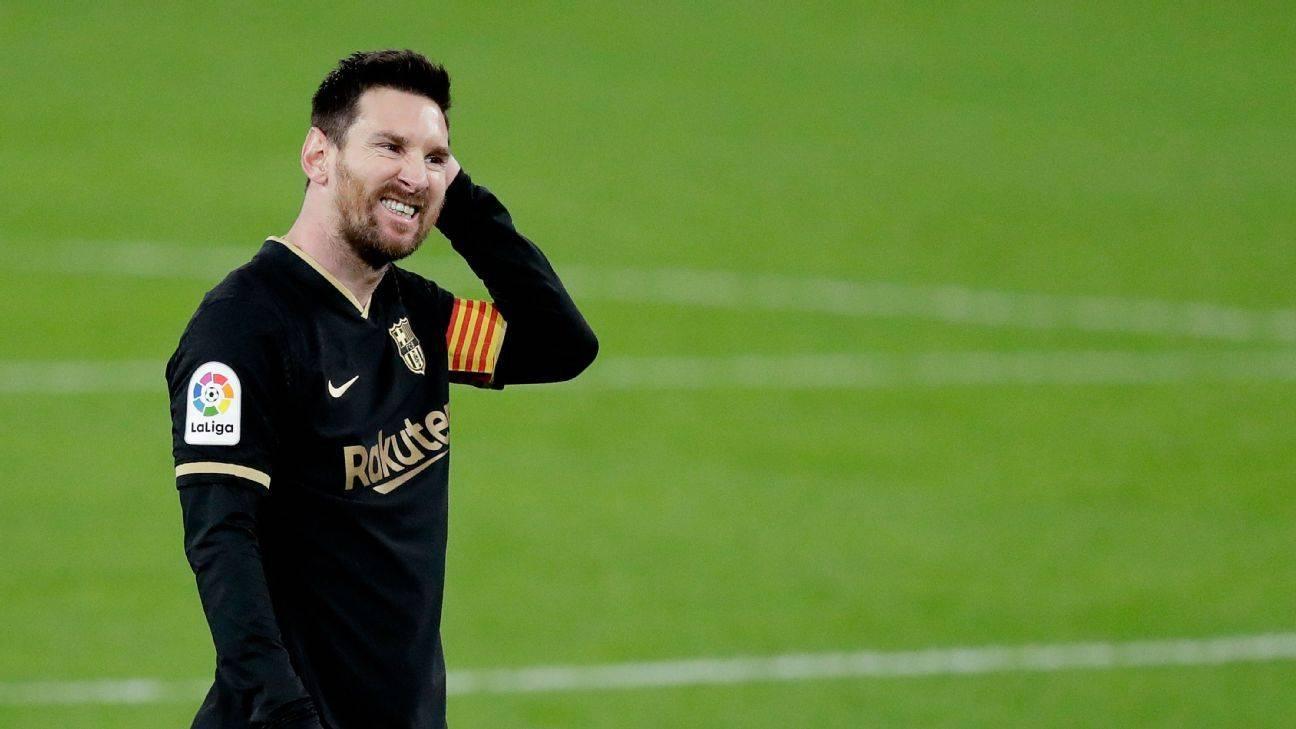 13场比赛,9场丢球最多!梅西对阵加迪斯创造了29次丢球的尴尬记录