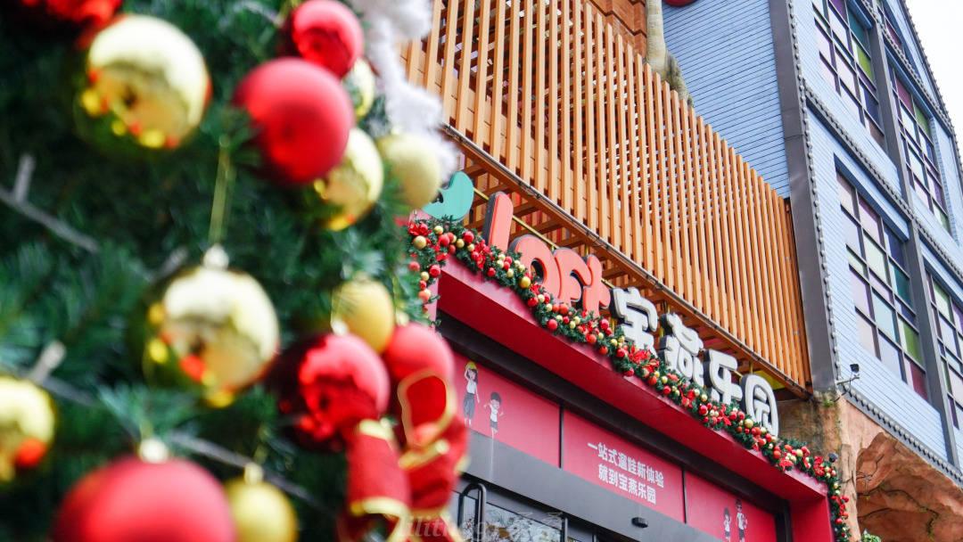 上海冬天这么玩!宝燕乐园旗舰店亲子冬日玩水攻略