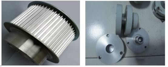 铸铝件缺陷的修补