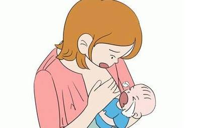 当心!宝宝频繁呛奶,可能是缺乏维生素A!