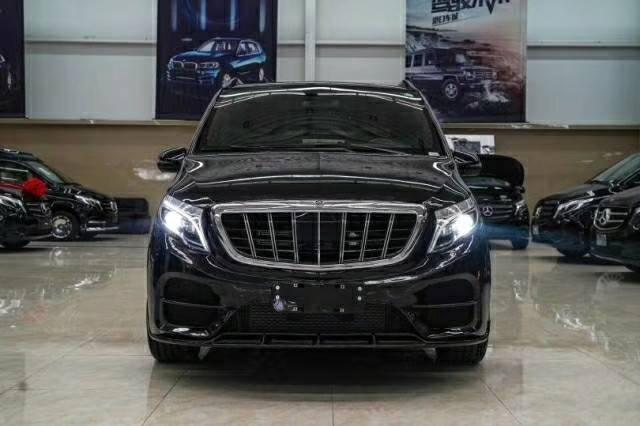2020款奔驰V250搭载高价值商用车,彰显奢华