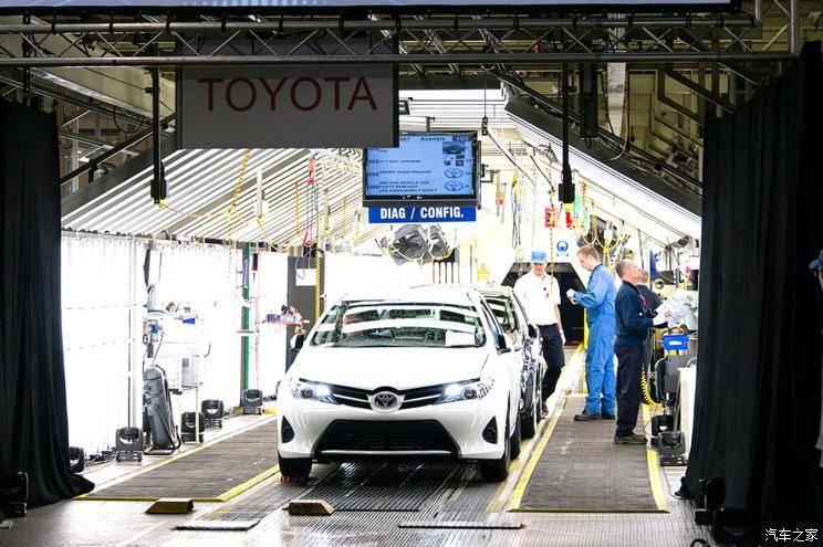 提前过圣诞节?丰田在欧洲的三大工厂已经停止运转