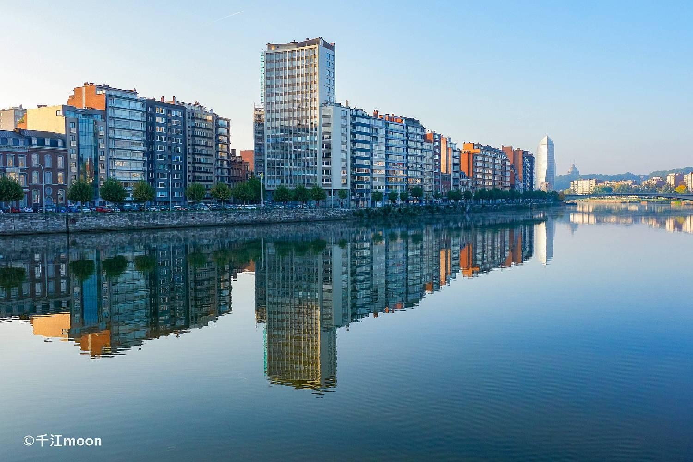欧洲不只有莱茵河多瑙河,比利时的默兹河同样是风光无限!