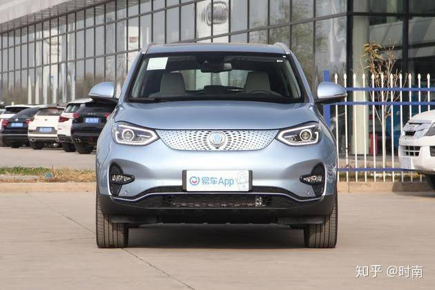 吉果季峻有纯电动SUV车型吗?吉果志军新能源汽车——GX5价格指导