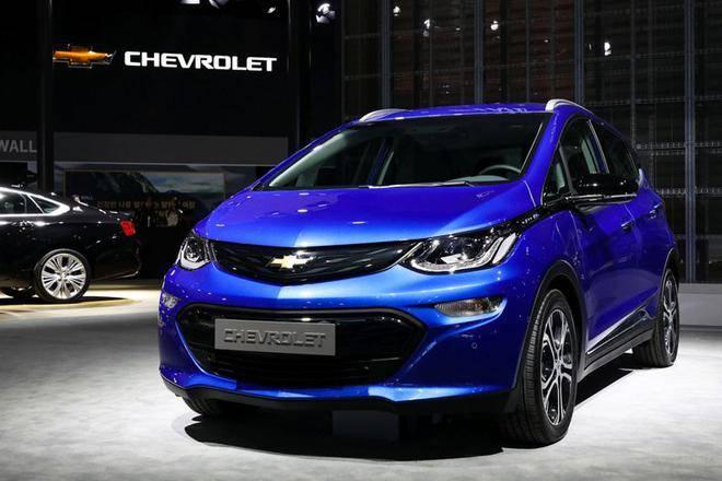 曝通用将在CES上大力推出电动汽车和插电式皮卡