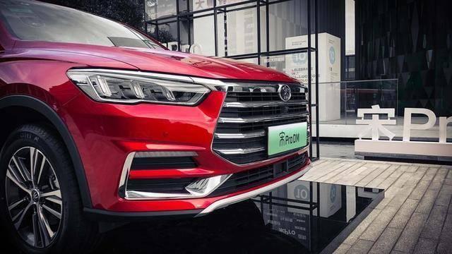 超越合资车的国产原型车4.7秒突破100,是国家的骄傲