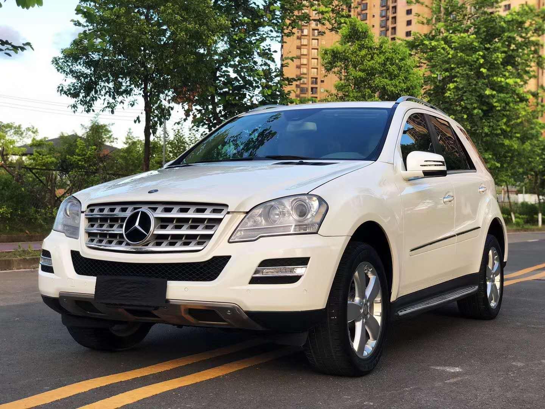 2012款奔驰ML350售价9万,让你在真实体验中感受到物有所值
