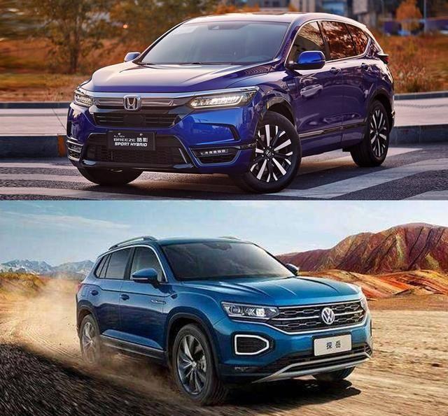 原郝颖VS探月,20万一级的两款尖端SUV,哪个最值得买?