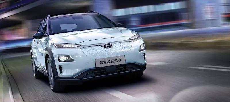 由于IEB输出信号异常,北京现代召回了2591辆安森诺和菲斯塔纯电动汽车