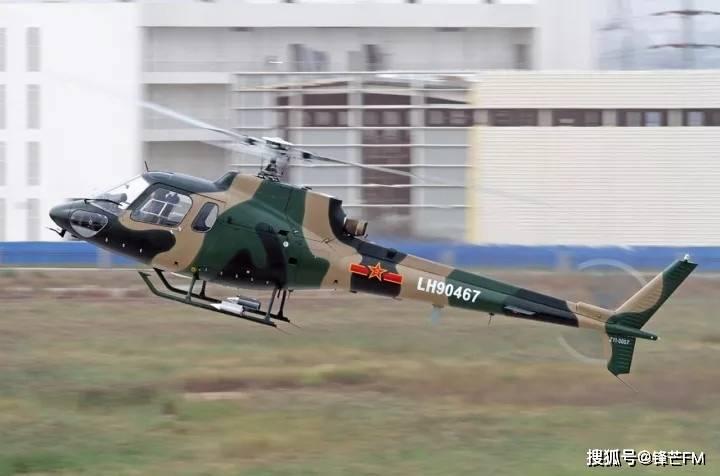 """直升机中的枭龙!改进型直11火力猛增,""""浑身是刺"""" 不好惹"""