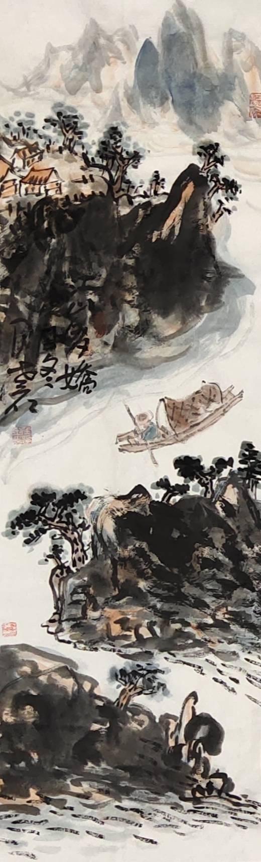 环球财经 放眼全球——中国艺术形象代言人侯驭华专题报道
