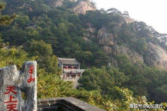 藏在辽宁的人间仙境:原名积翠山,占地125平方公里,如今门票60