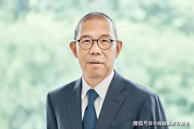他身家暴涨5000亿成亚洲新首富,家里还藏着一门更大的生意  第1张