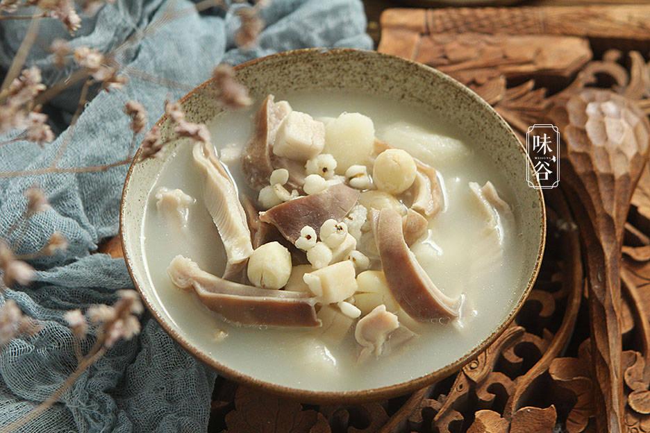 原来小寒来了,记得常喝这碗申思汤,好吃,滋补,暖身,值得