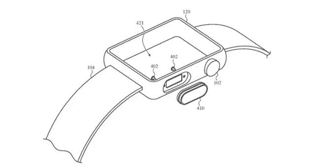 Apple Watch爆新技术专利,或者让屏下镜头上线