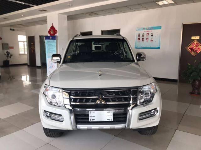 三菱帕杰罗V97进口3.8L配SUV