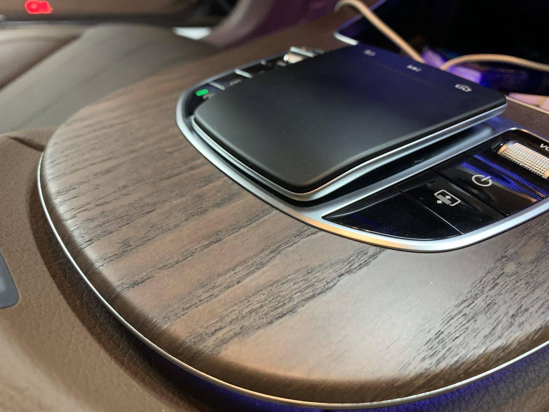 19辆奔驰E300配备升级的23P驾驶员辅助系统