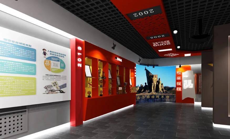 红色文化展厅设计方案好不好,就看这5点