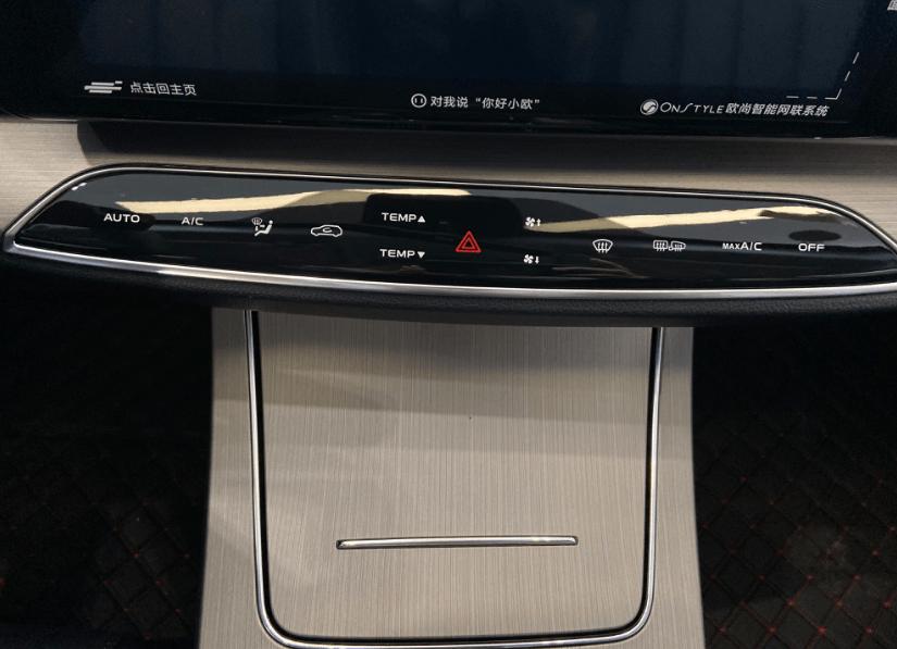 2021款欧尚X7到店实拍!科技配置再升级,又是王炸?