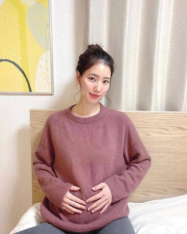 日本星二代宣布怀孕,其父是《奥特曼》系列演员,也感慨发文  第5张