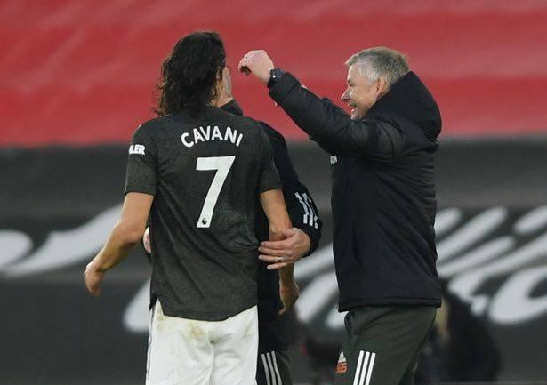 原创             索帅解释曼联75分钟才换人原因:满意首发表现,遗憾卡瓦尼遭禁赛