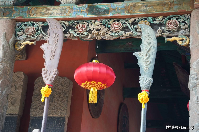 山西必去的寺庙,连康熙乾隆都在这里题过字,春节值得去祈福  第10张