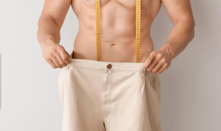 这5位男明星减肥都很狠,但有5点值得借鉴