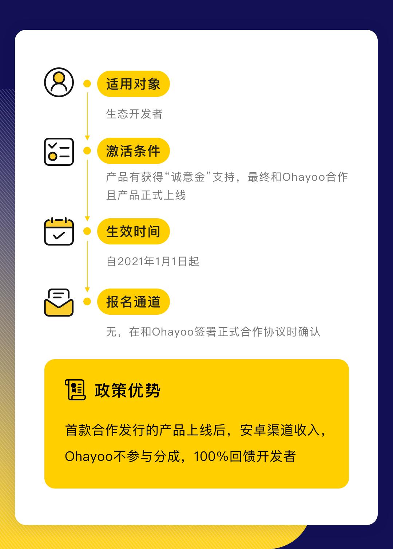 原创             惠及更多开发者:Ohayoo春风计划再次加码扶持力度