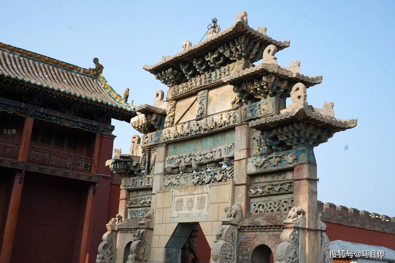 山西必去的寺庙,连康熙乾隆都在这里题过字,春节值得去祈福  第13张
