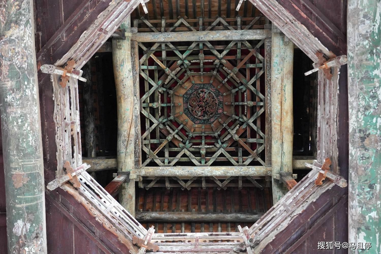 山西必去的寺庙,连康熙乾隆都在这里题过字,春节值得去祈福  第7张