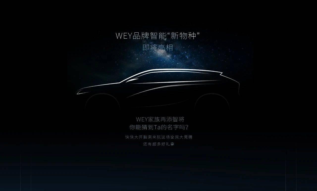WEY发布全新旗舰SUV预览图;梅赛德斯-奔驰MBUX超级屏幕全球首映