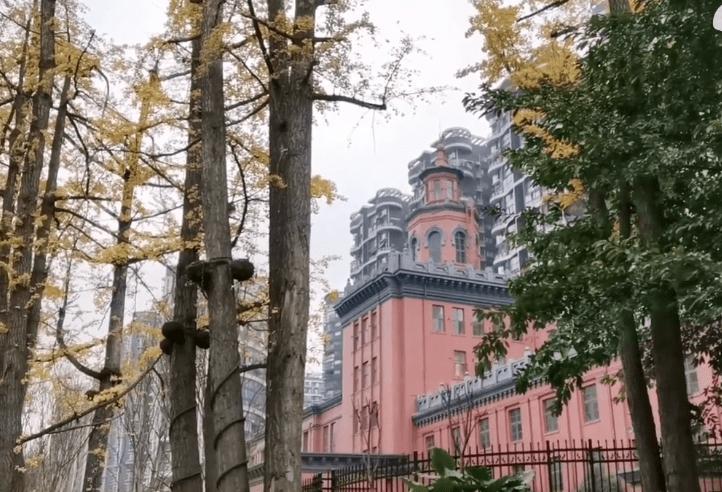 成都市中心老建筑,工业遗址却充满异域风情,光辉历史不简单