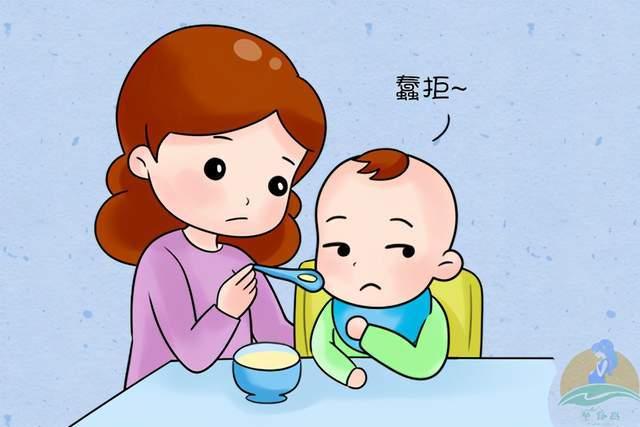 """宝宝不爱吃饭,多半是错过了""""自主进食黄金期"""",爸妈这样把握"""
