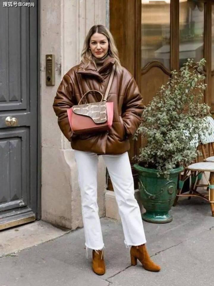 原创             皮衣真的是冬天里的扮帅单品,潮酷时髦,轻松提升你的时尚魅力