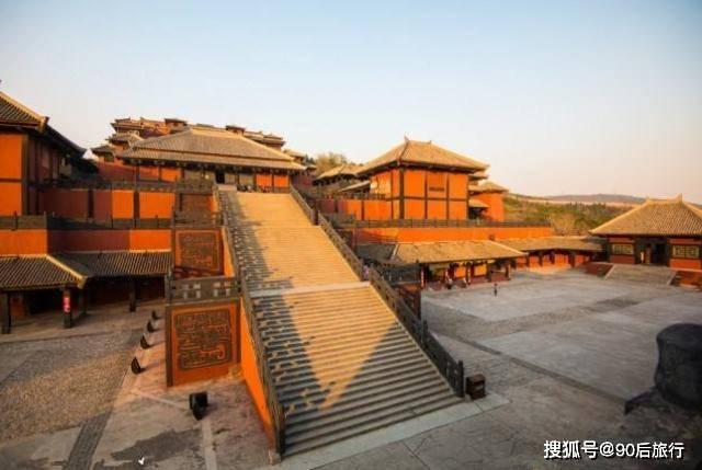 陕西也有座宋城,曾是热门影视剧取景地,如今已经荒废了30年!