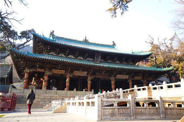 中国最早的皇家园林在太原,山西的简称也因为这里而得名  第14张