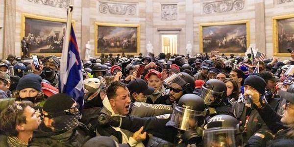 众叛亲离? 特朗普调集国民警卫队进入首都 拜登不能高兴太早