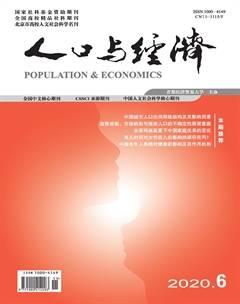 人口杂志_人口与经济杂志订阅2020年6期杂志目录
