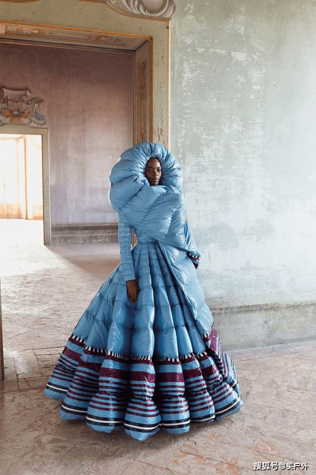 上万元的Moncler羽绒服让明星抢着穿,买过的来说说好在哪
