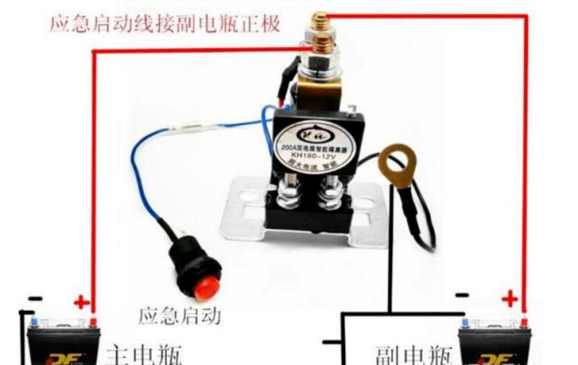 双电瓶隔离器是什么原理_白带是什么图片