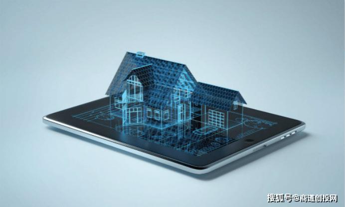房产科技新星,蓝墙互联完成数百万美元Pre