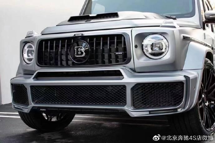 新款奔驰G63AMG Babs奔驰G63AMG北京奔驰4S店