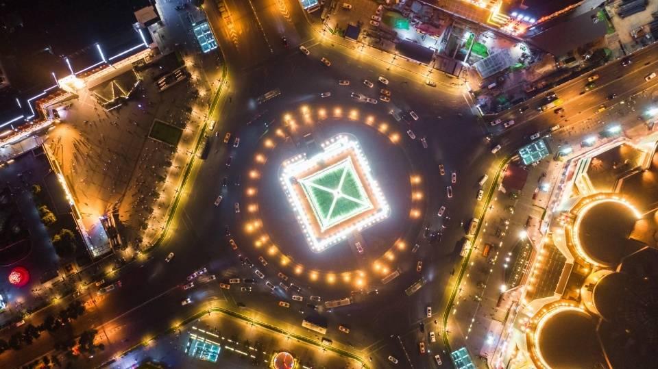 西安原样迁移至市中心的建筑,其存在价值居我国同类建筑之首
