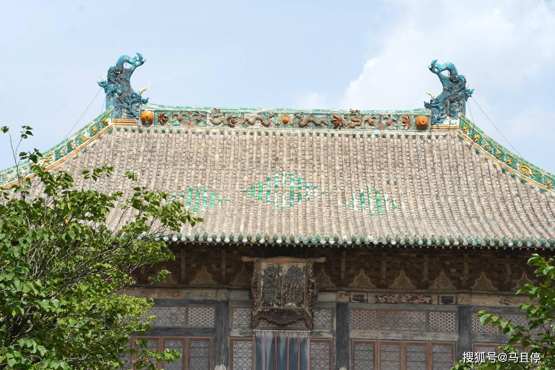 山西有个小县城,名气不大却藏着众多国宝级的古迹,值得去旅行  第4张
