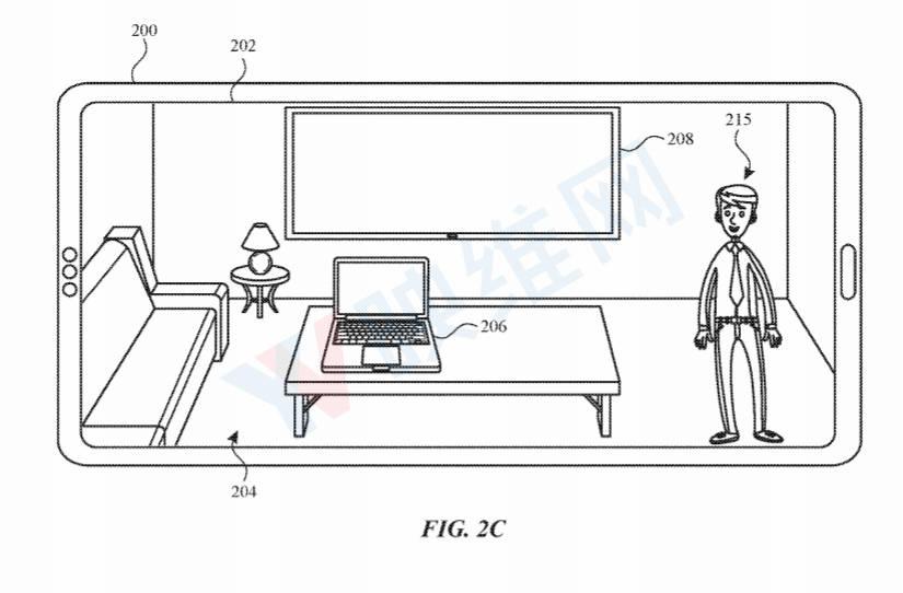 """原创             苹果最新AR专利详细描述了""""引导式AR零售体验"""""""