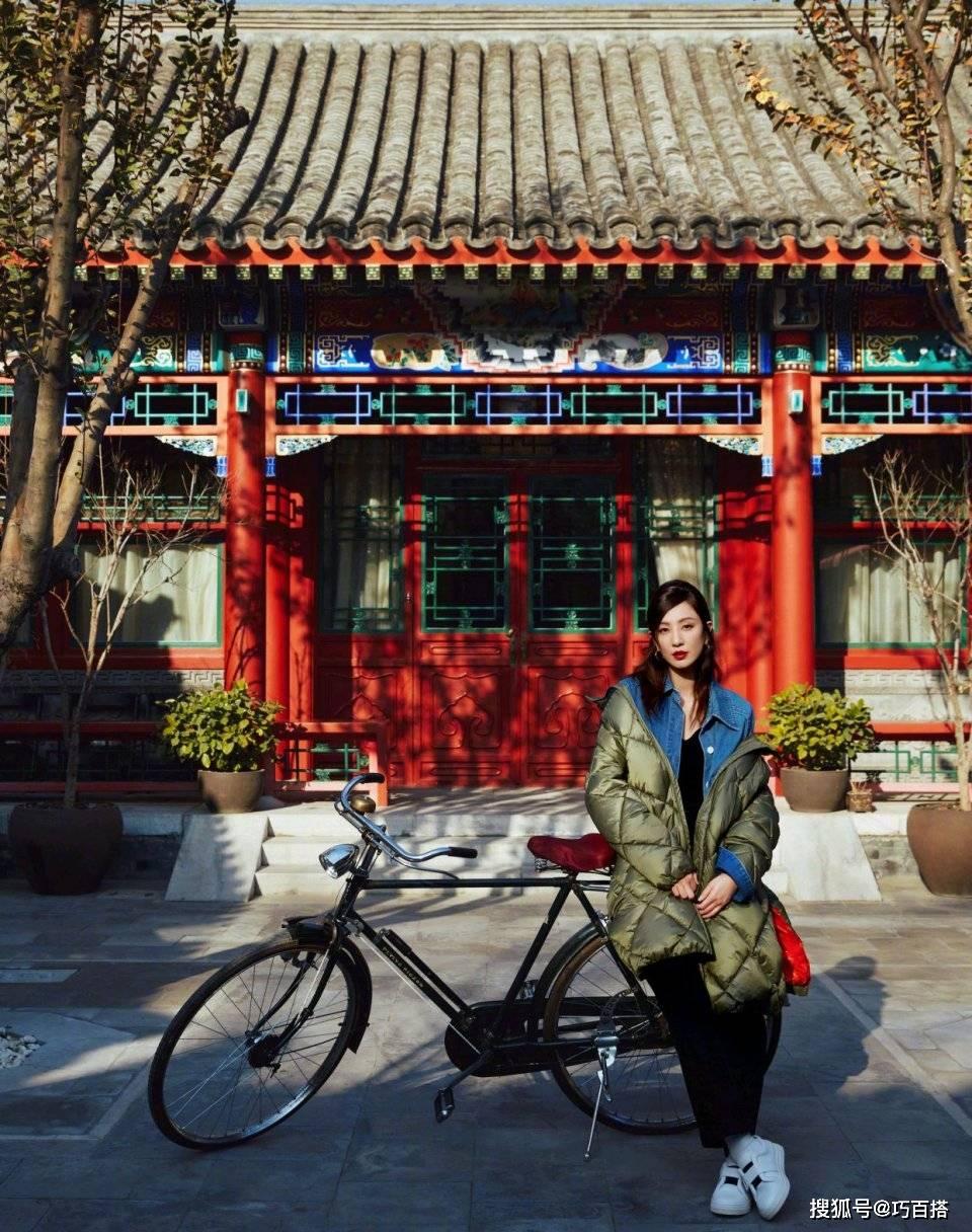 原创             郑希怡最新时尚大片,又美又飒实力开撩,尽显港风大女人魅力