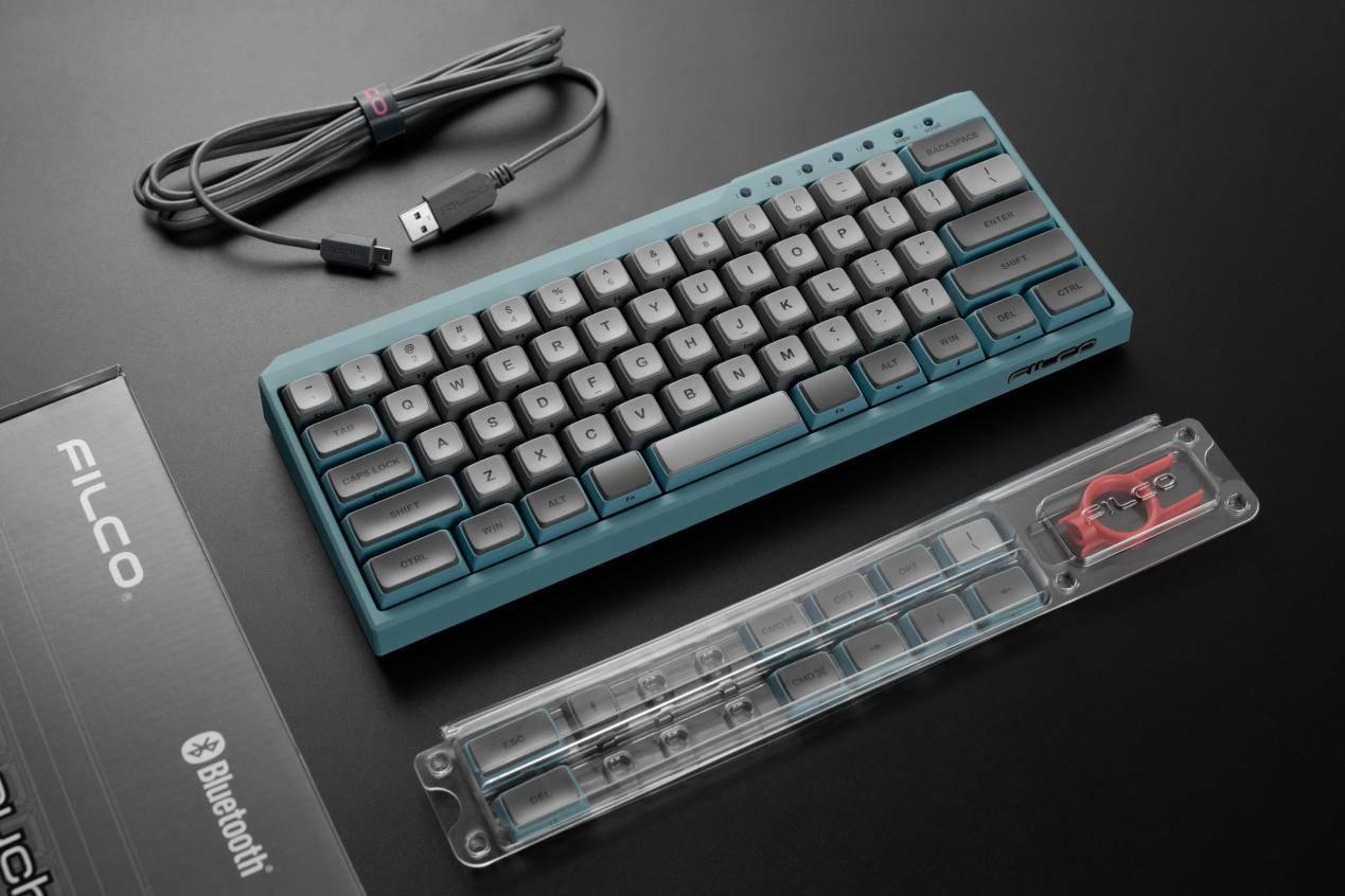 原创             最好用的便携键盘 FILCO双模迷你啦机械键盘评测