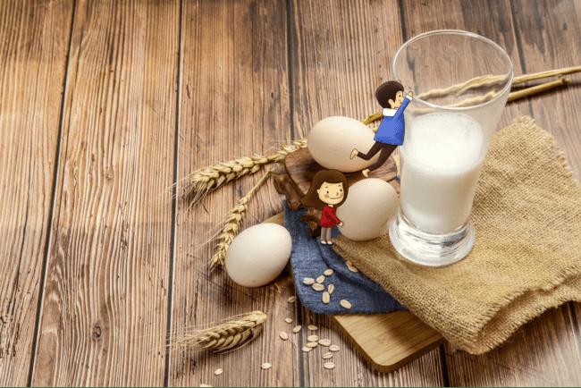 营养早餐可以为孩子注入活力!有蛋白质粉更方便