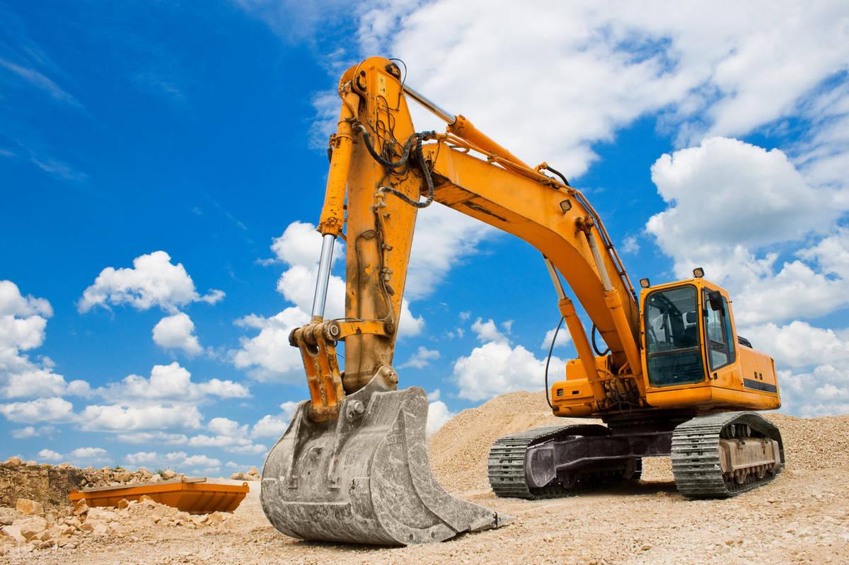 挖掘机的小知识,你知道为什么断气刹不制动吗?