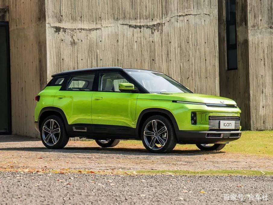 原价最低不到10万!四款个性化自主SUV推荐